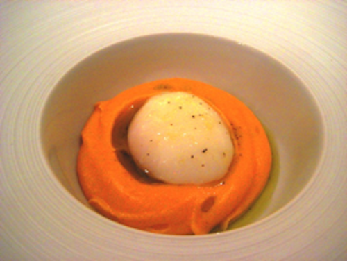 Keeper Collection - Egg w Sweet Potato Puree at Cinc Sentits.png