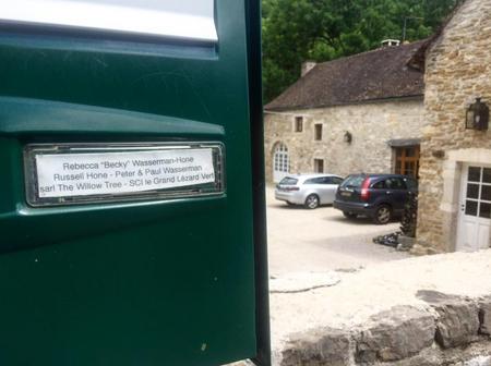 Wasserman-Hone Farmhouse in #Bouilland