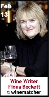 Keeper Collection #SommChat Guest #Writer Fiona Beckett