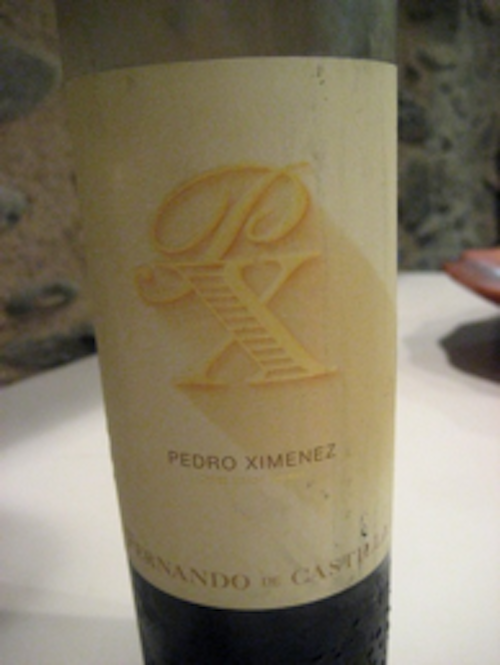 Keeper Collection - Pedro Ximenez at Can Fabes