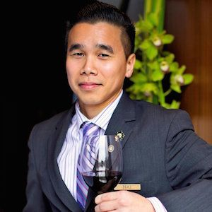 Advanced Sommelier Hai Tran