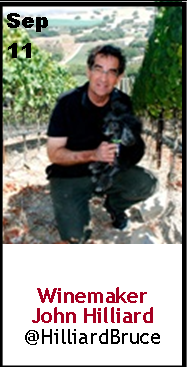 Keeper Collection #SommChat Guest #Winemaker John Hilliard