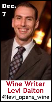 Keeper Collection #SommChat Guest #Sommelier #WineWriter Levi Dalton