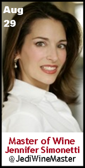 Keeper Collection #SommChat Guest Master of Wine Jennifer Simonetti-Bryan