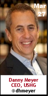 Keeper Collection #SommChat Guest #Wine CEO Danny Meyer