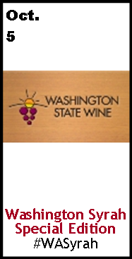 Keeper Collection #SommChat Special Edition Guest  Washington Syrah