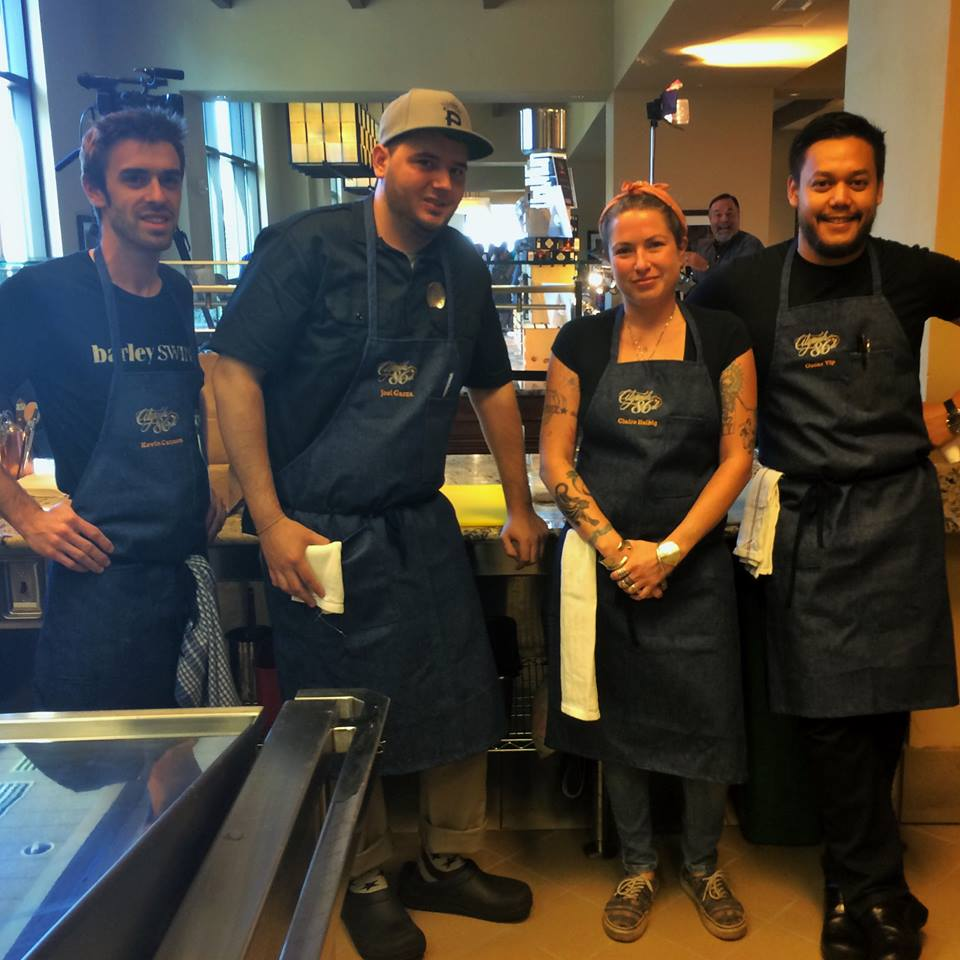 Chefs Contestants for the Finale of Citywide 86d