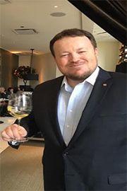 Keeper Collection #SommChat Guest Ferrari Trento #Ambassador Jamie Stewart