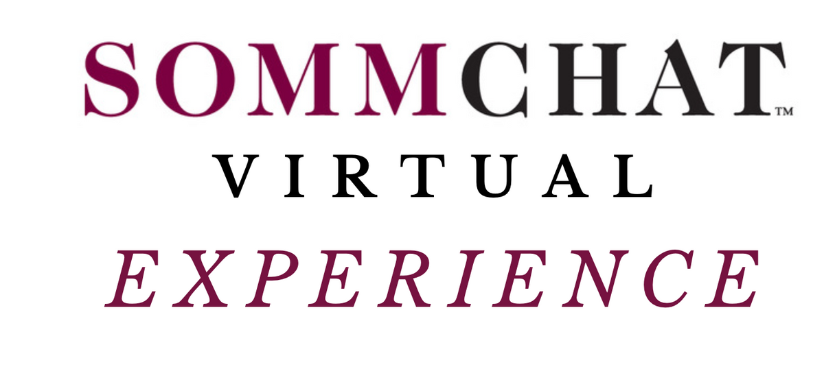 SommChat Virtual Experience Logo