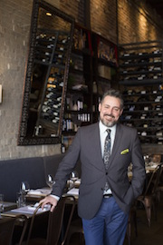 Keeper Collection #SommChat Guest #Sommelier Evan Turner, Helen's Greek Food