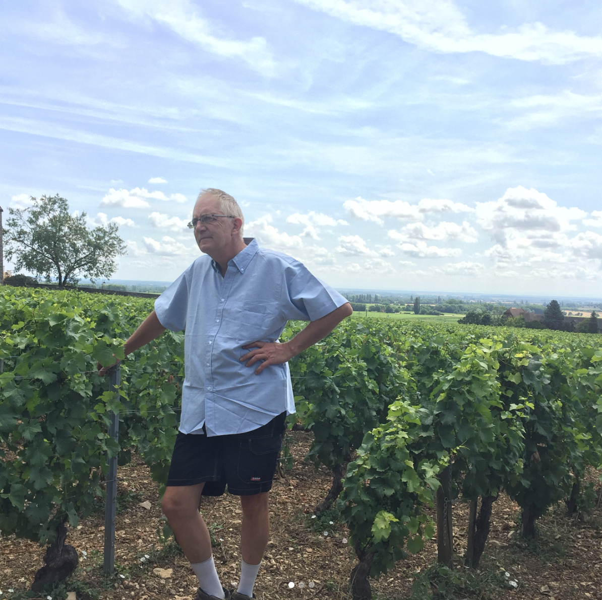 Burgundy Winemaker Frederic Lafarge