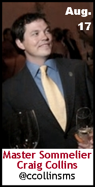 Keeper Collection #SommChat Guest #MasterSommelier Craig Collins