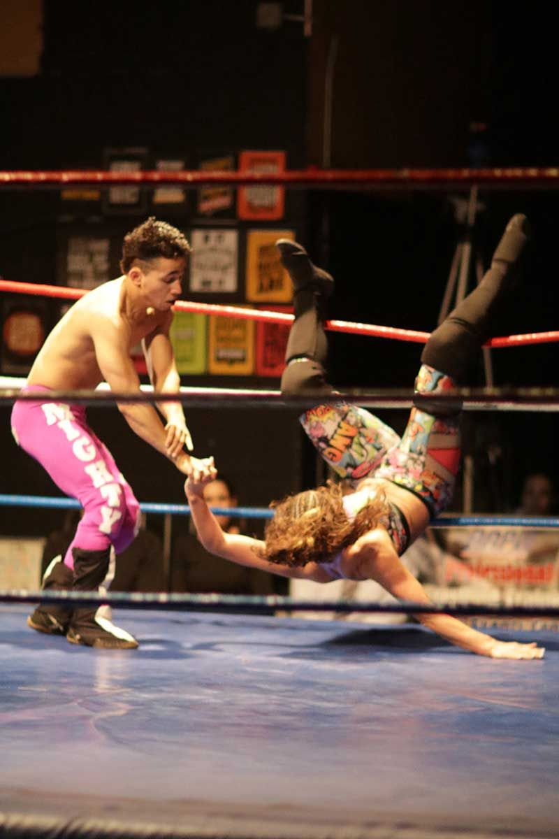 Austin, Texas Professional Wrestling Tournaments