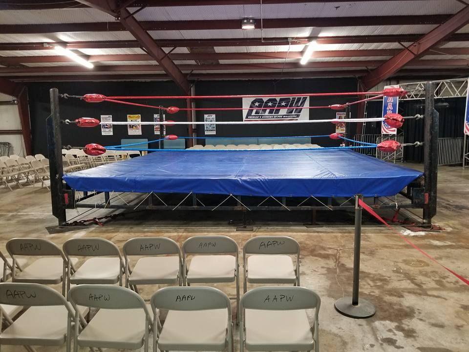 Wrestling School for Teenagers in Texas