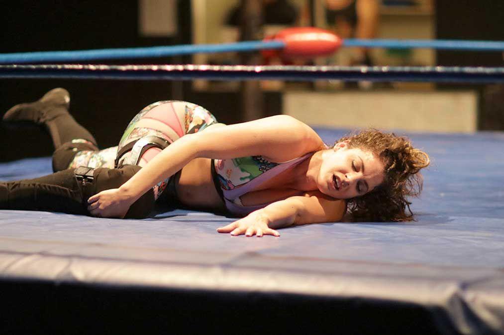 Womens Wrestling School in Austin, Texas