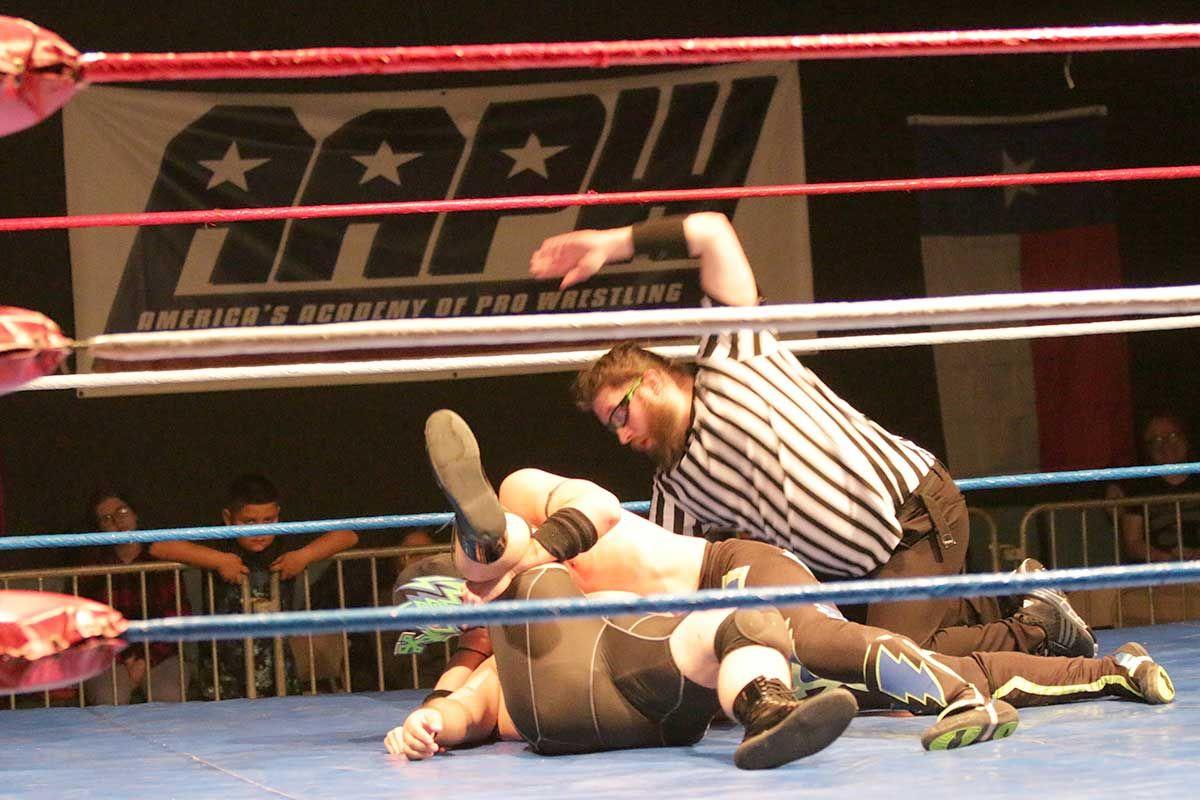 Wrestling School in Texas