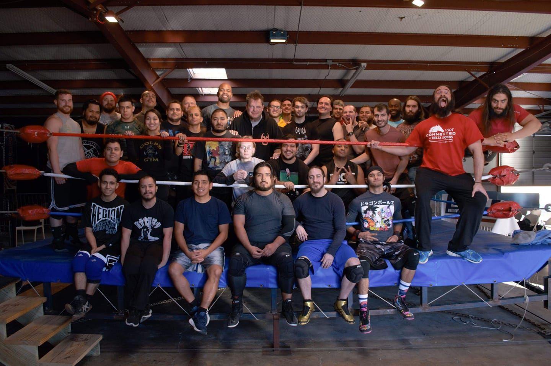 Wrestling School in Austin, Texas