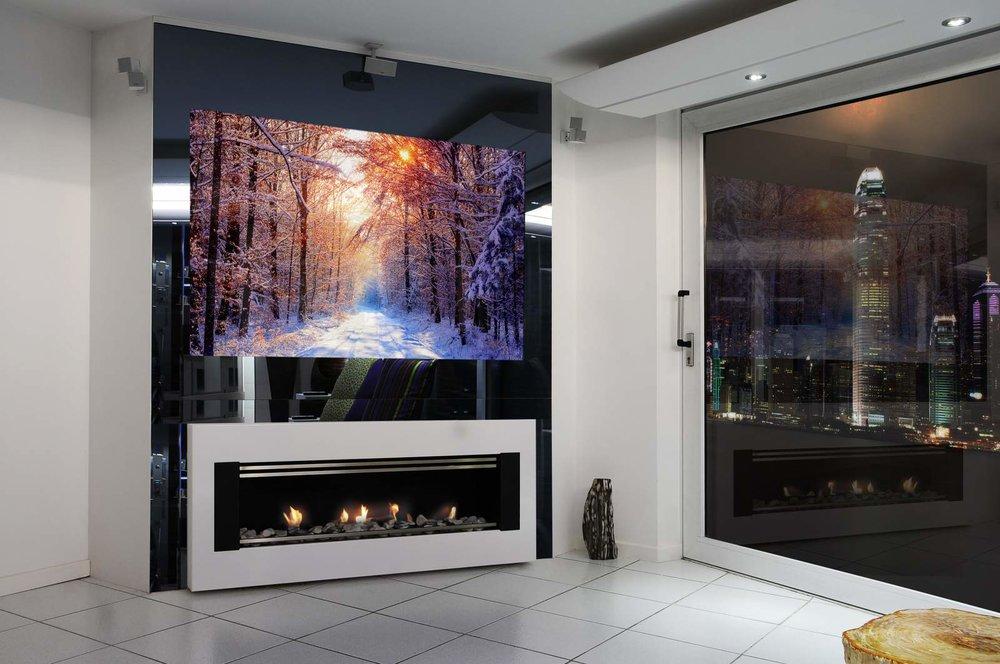 Austin Mirror TVS