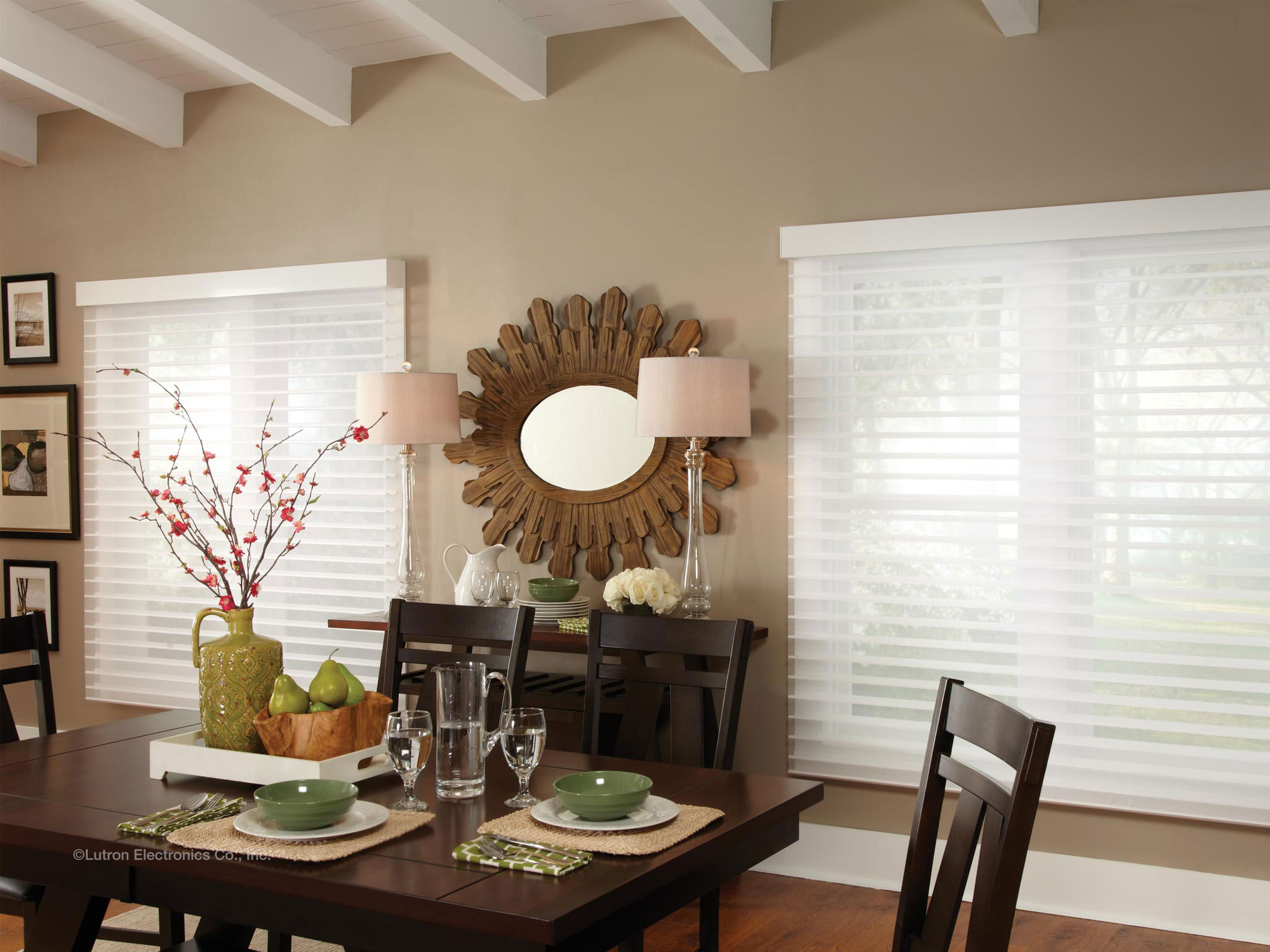 Austin Horizontal Sheer Blinds