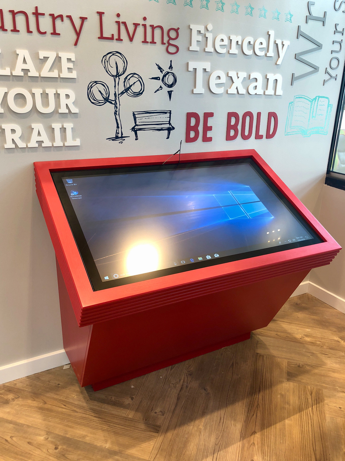 Austin TX Touchscreen