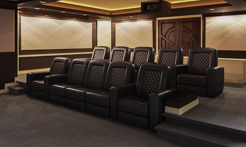 home theater seating  IN AUSTIN,  LAGO VISTA,  SPICEWOOD,  BEE CAVE, LAKEWAY,  DRIPPING SPRINGS, WIMBERLY, MARBLE FALLS, WEST LAKE HILLS,  FREDERICKSBURG , HORSESHOE BAY,  BELTON