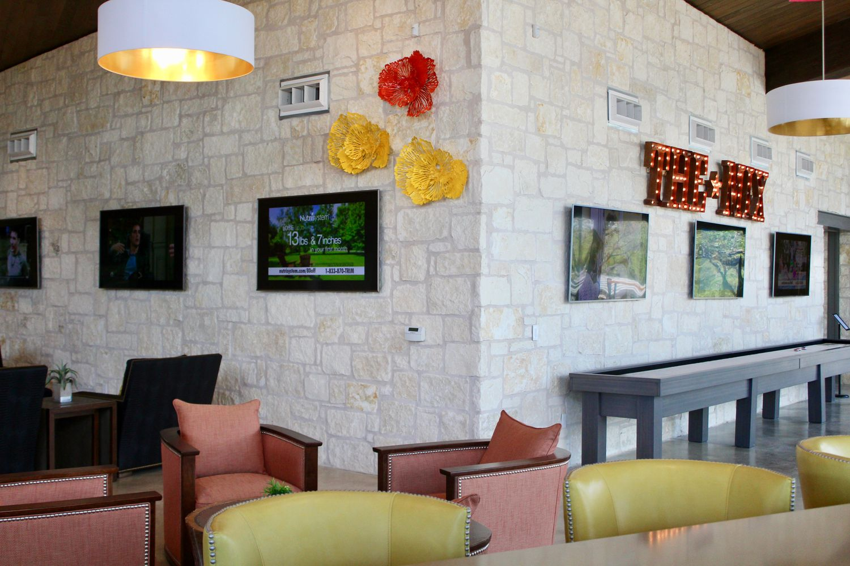 Austin TX Video Wall Installation