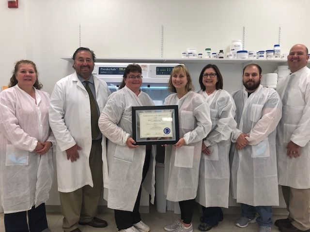 Hazle Compounding Earns Elite Status as a PCAB/ACHC Accredited Compounding Pharmacy