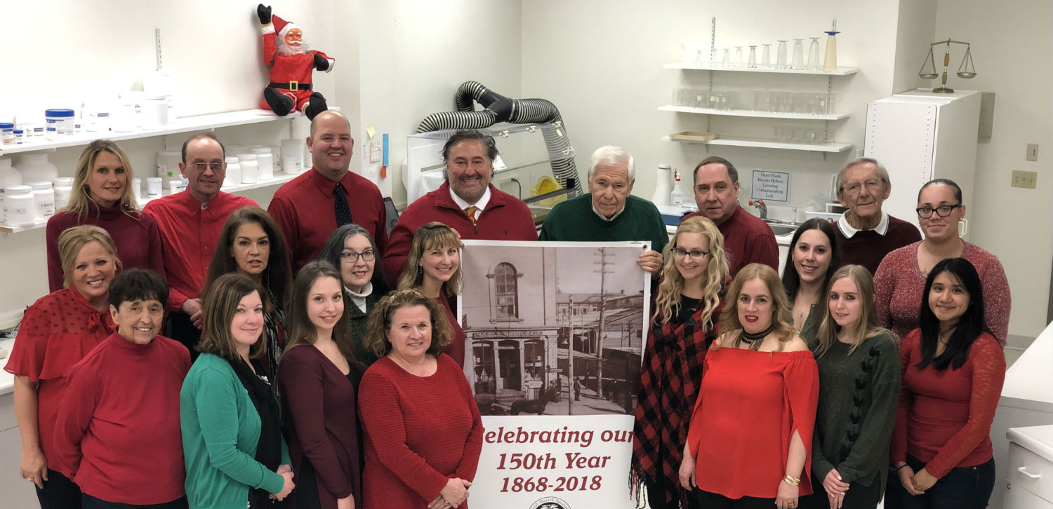 Celebrating Our 150th Year!