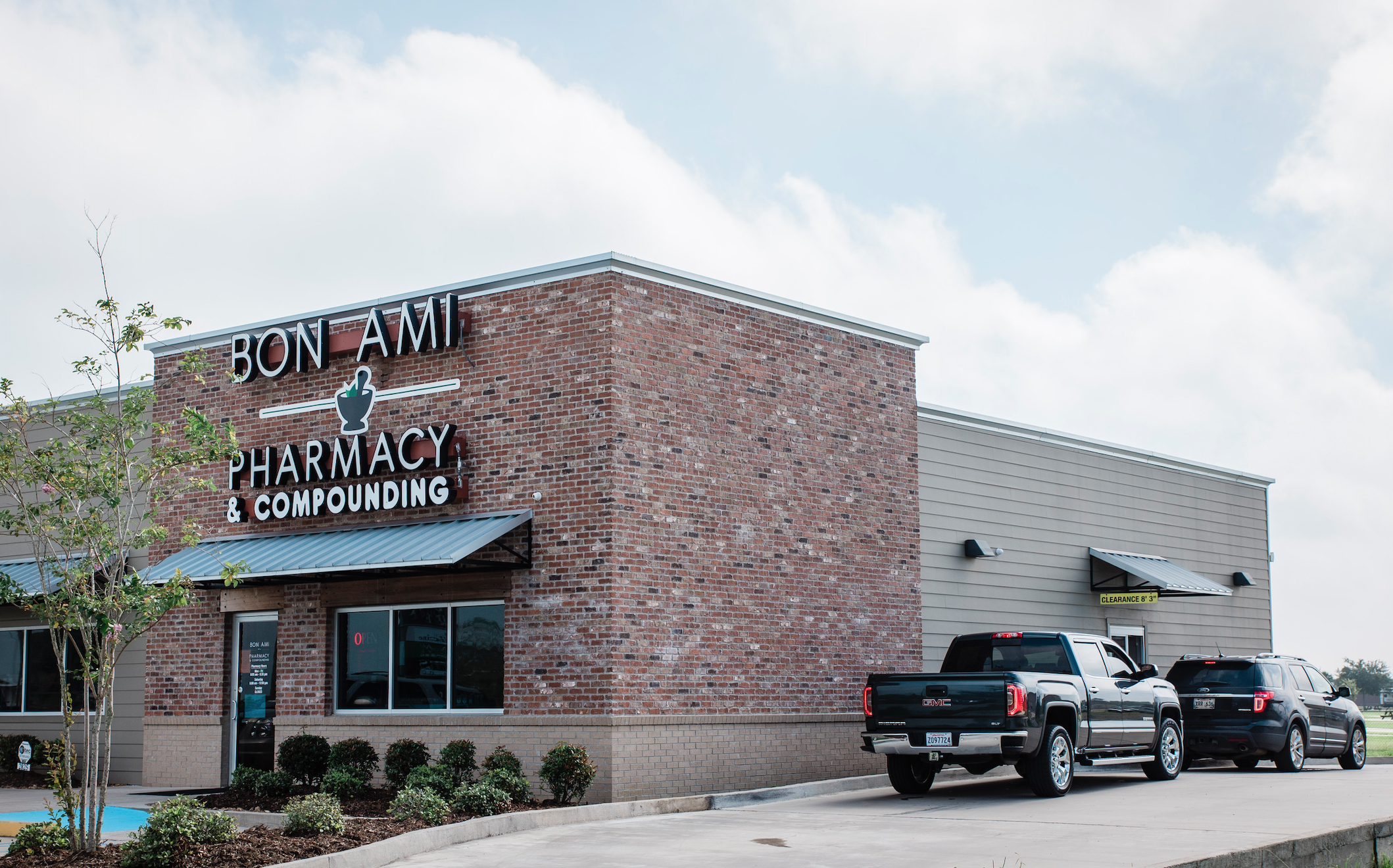 Welcome To Bon Ami Pharmacy & Compounding