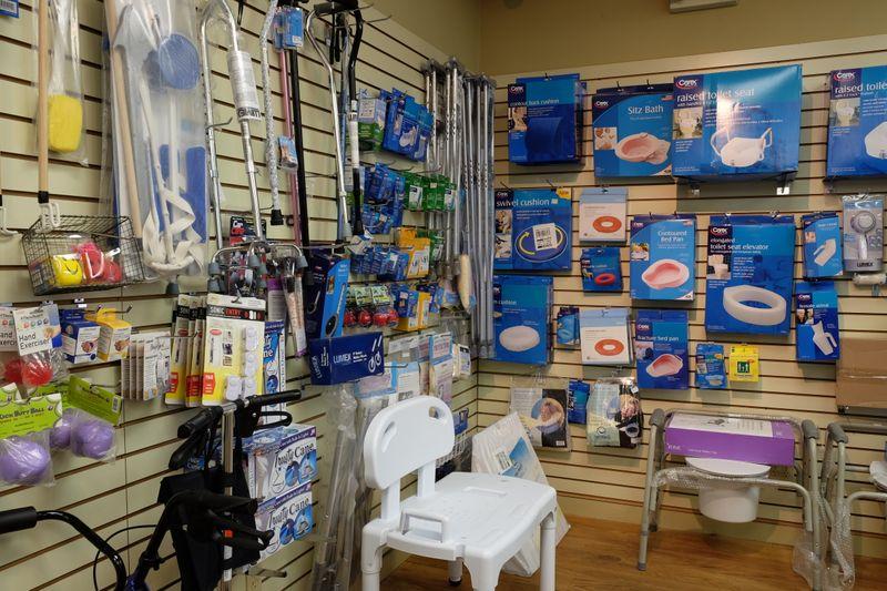 Durable Medical Equipment - McCarthy's Pharmacy