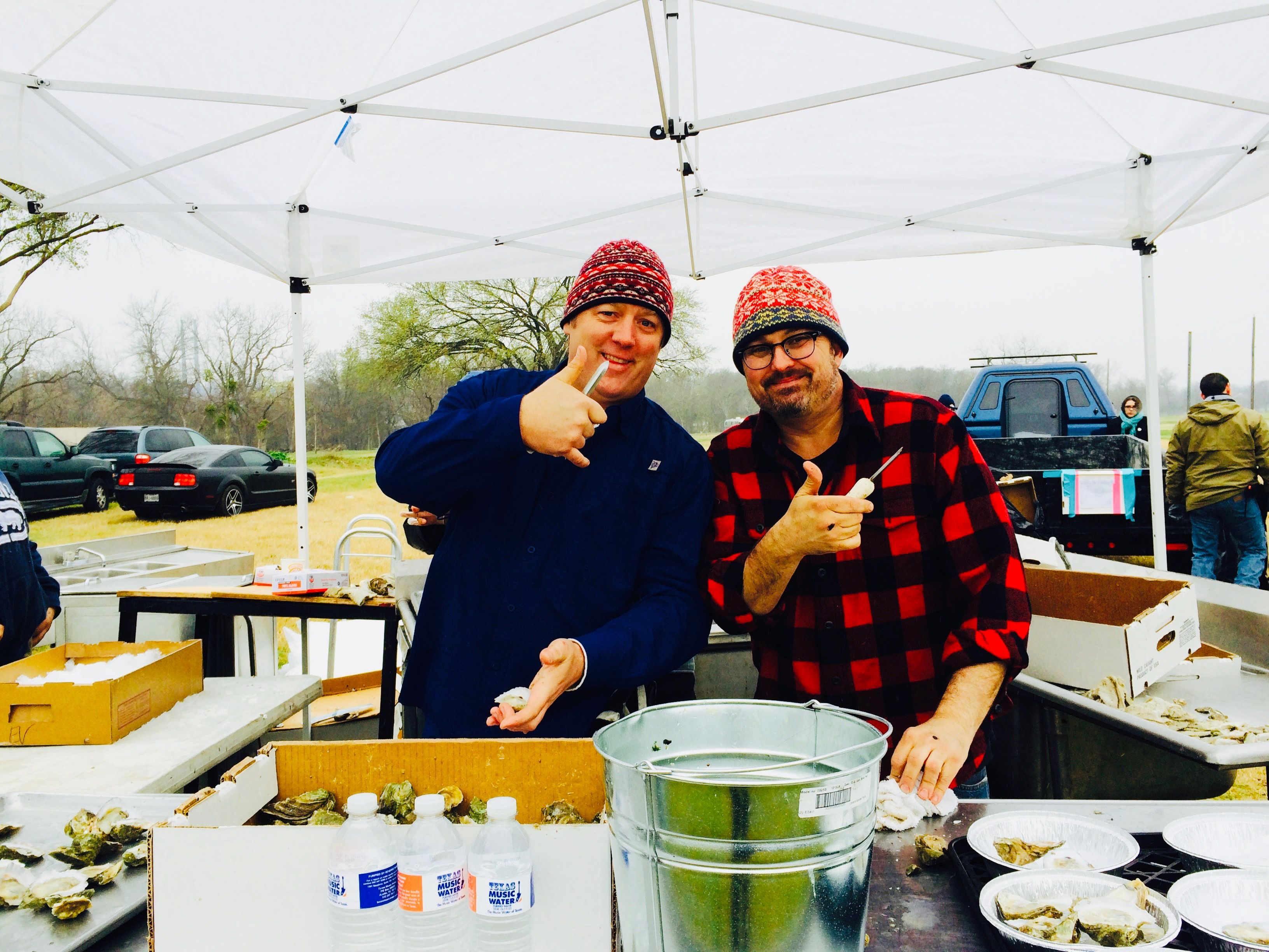 __Chef Shane Stark of Mongers and Founding Partner Oyster Festival, Chef Chris Bauer.jpeg