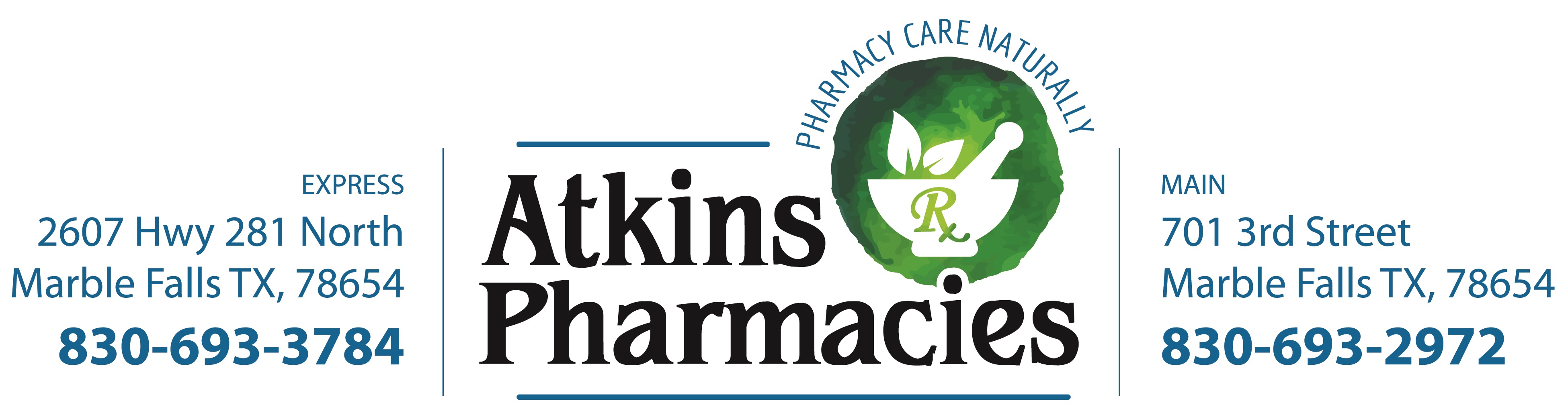 New - Atkins Pharmacy