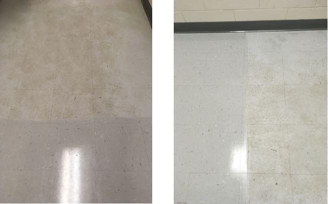 VCT Floor