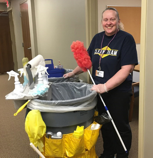 Motivated to Clean Your Facility