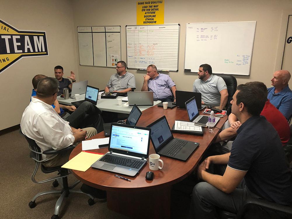 Weekly Leadership Meetings