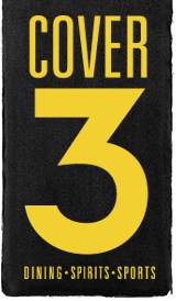Image result for Cover 3 logo bAR