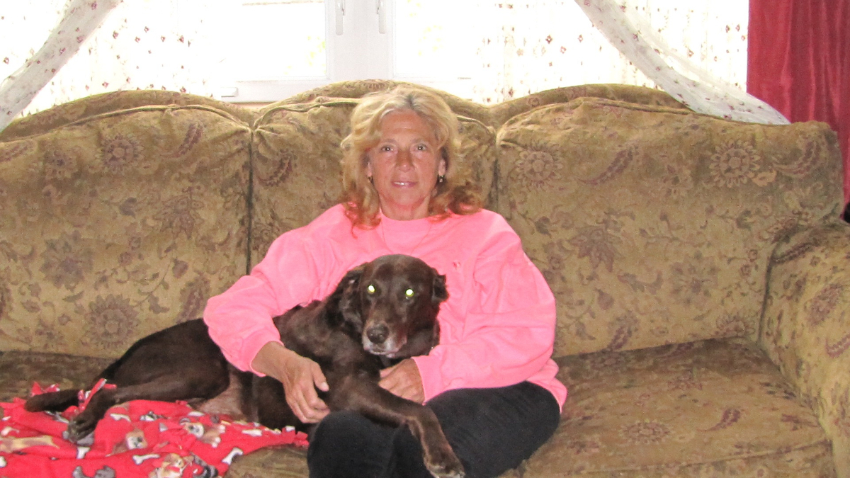 Hotch - With new Mom!