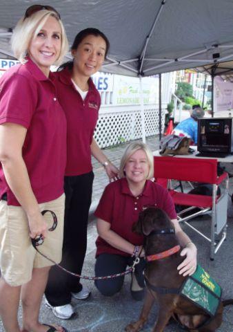 Petfest-Karen, Grace, Kris and Camille.jpg