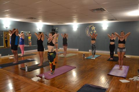 Hot 26 Revolution Yoga Teacher Training
