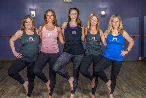 Hot Yoga and Barre Fitness Classes - The Hot Yoga Spot