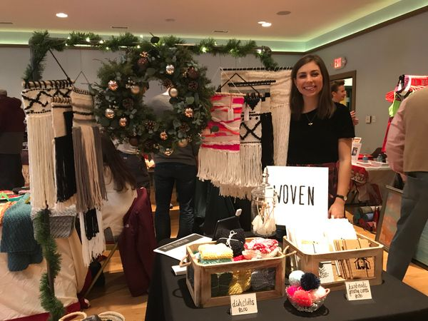 Holiday Bazaar in Saratoga