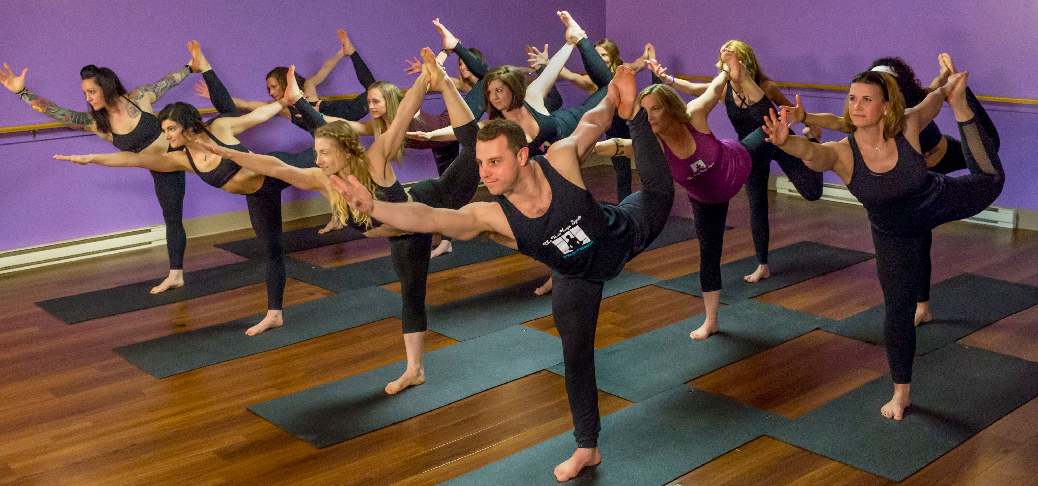 The Hot Yoga Spot Franchise