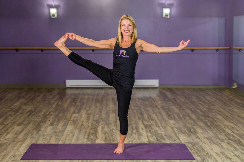 Lori The Hot Yoga Spot