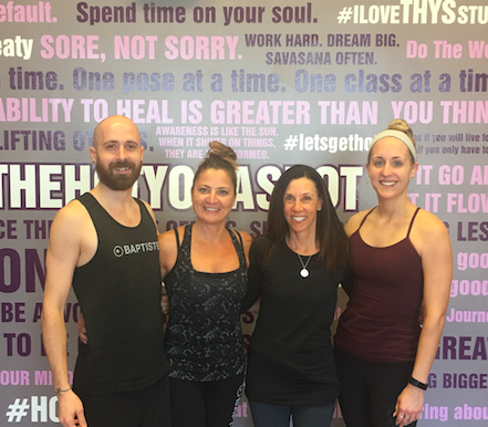 Yoga Teacher Training Capital Region