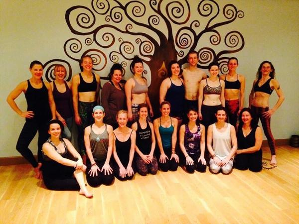 High Peaks Yoga Teacher Training