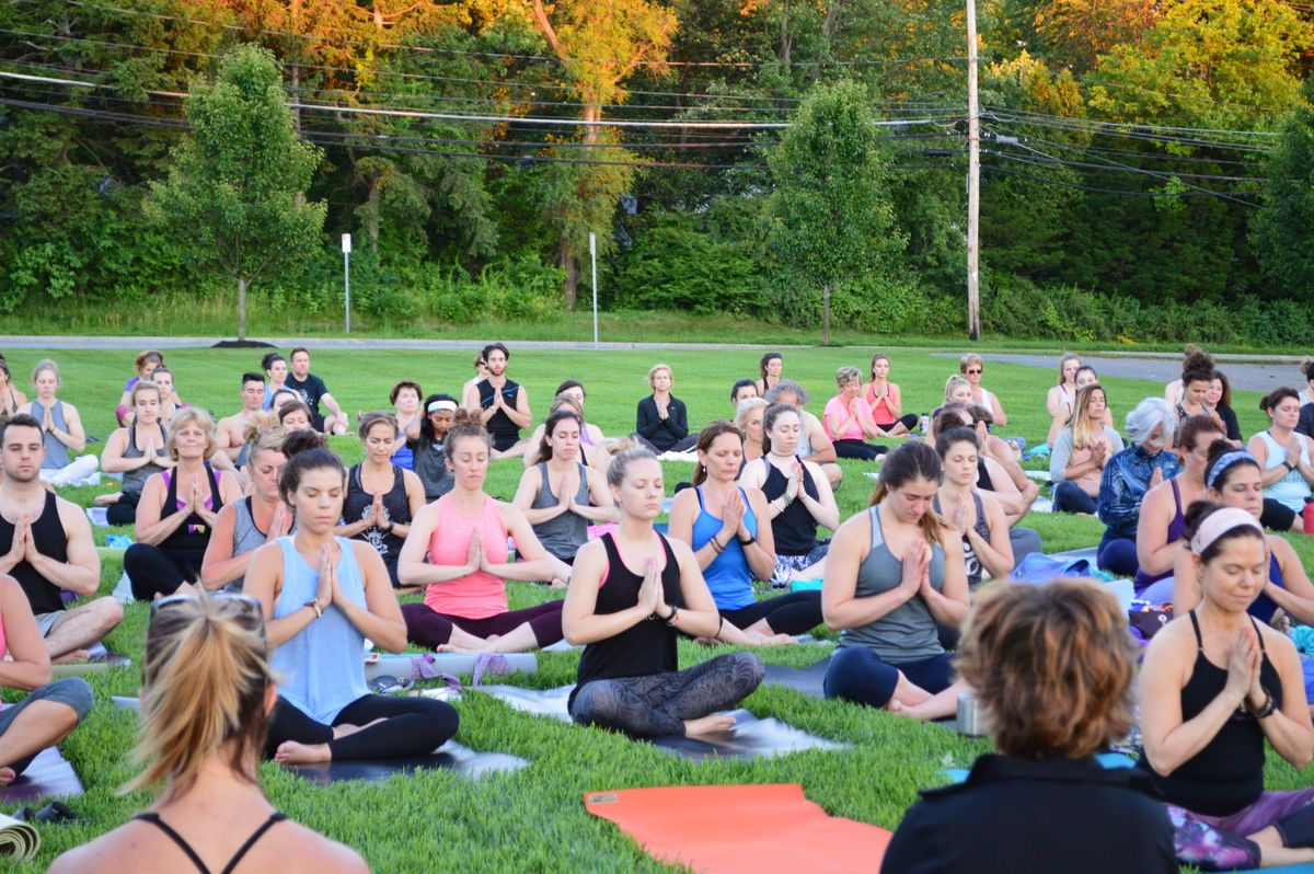June 21 - Yoga Fundraiser