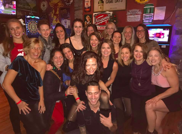 The Hot Yoga Spot Holiday Party