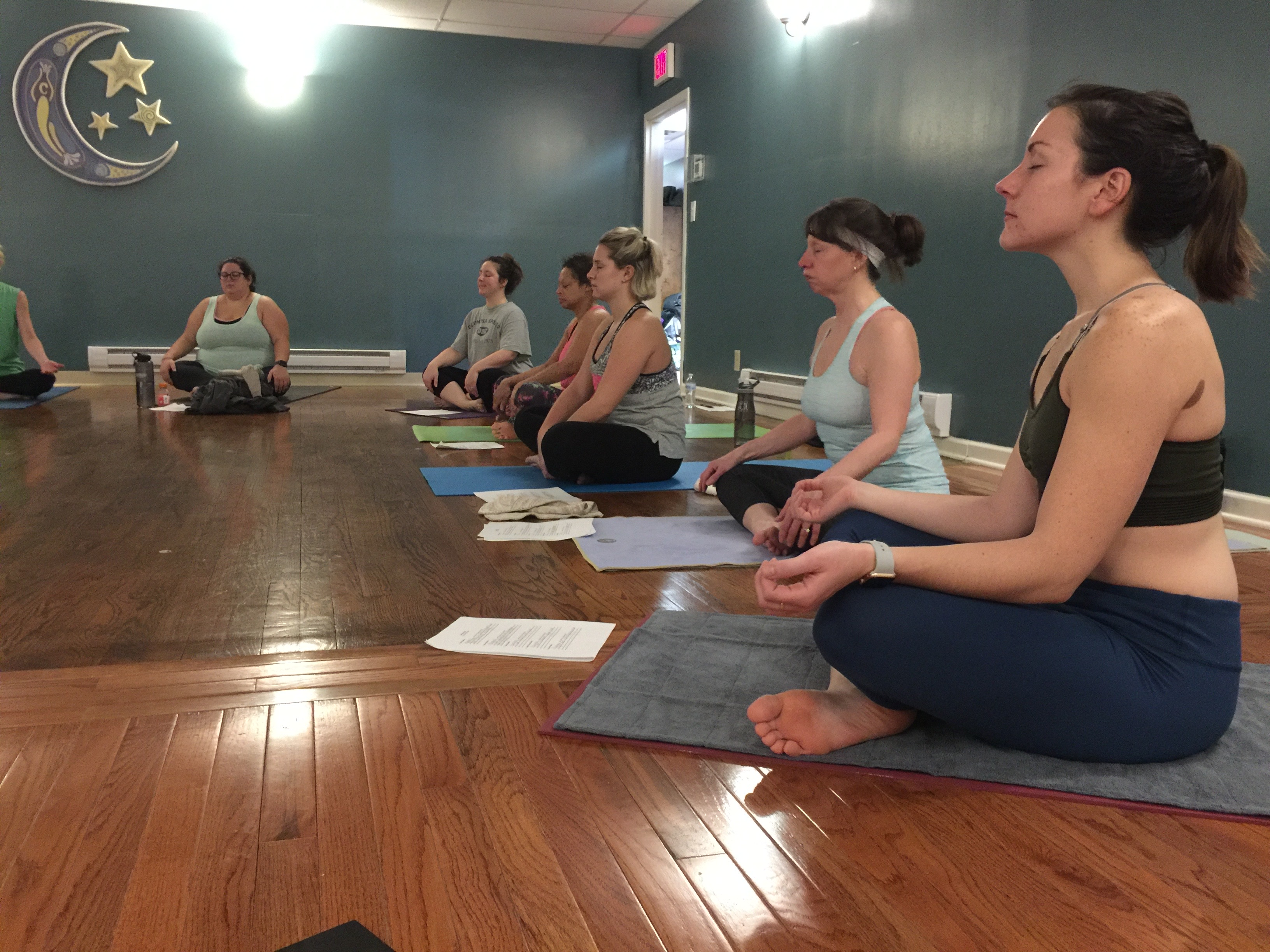 Styles Yoga Teacher Training