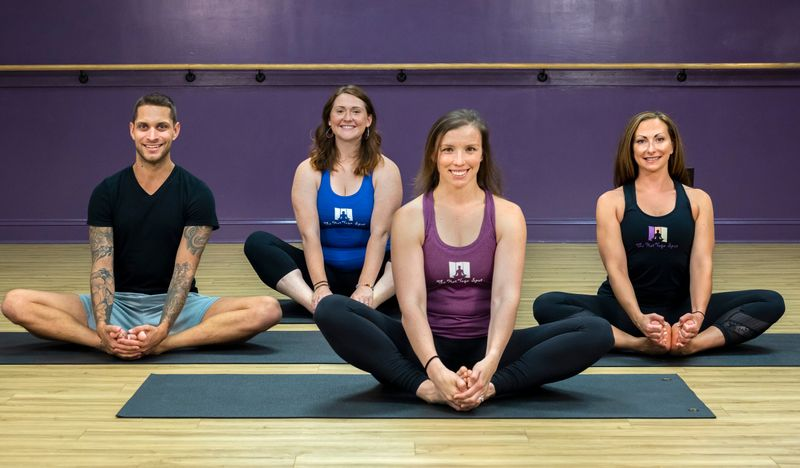 The Hot Yoga Spot Hot Yoga Barre Fitness Classes The Hot Yoga Spot