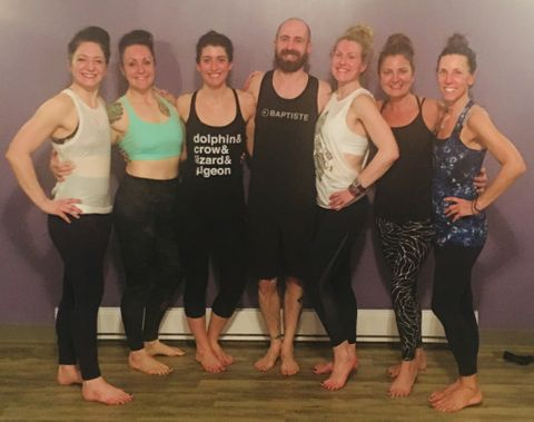 Compass Mentorship Yoga Teacher Training